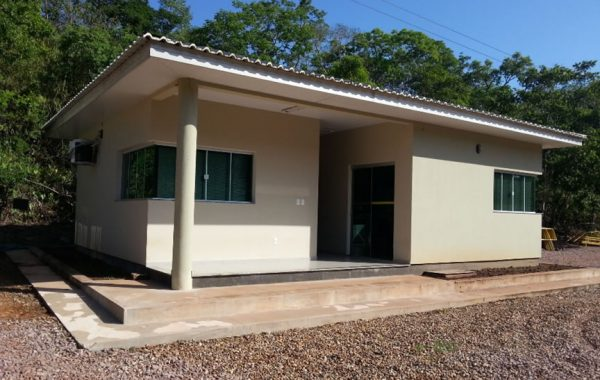 Projeto Arquitetônico Refeitório